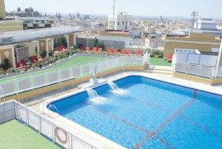 Hotel emperador - Hotel emperador madrid piscina ...