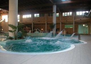 Hotel termas for Piscina archena