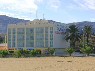 Apartamento acuario for Apartamentos acuario denia